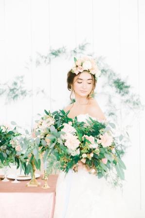 Big Wedding Bouquets