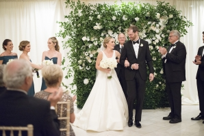 Classic Museum Wedding in DC Lisa Blume13
