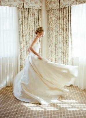 Classic Museum Wedding in DC Lisa Blume19