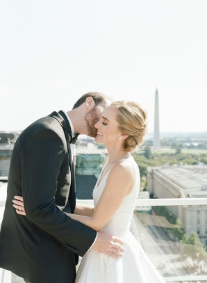 Classic Museum Wedding in DC Lisa Blume25