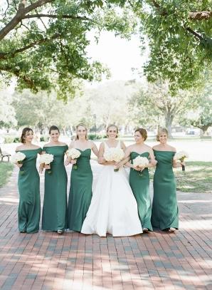 Classic Museum Wedding in DC Lisa Blume28