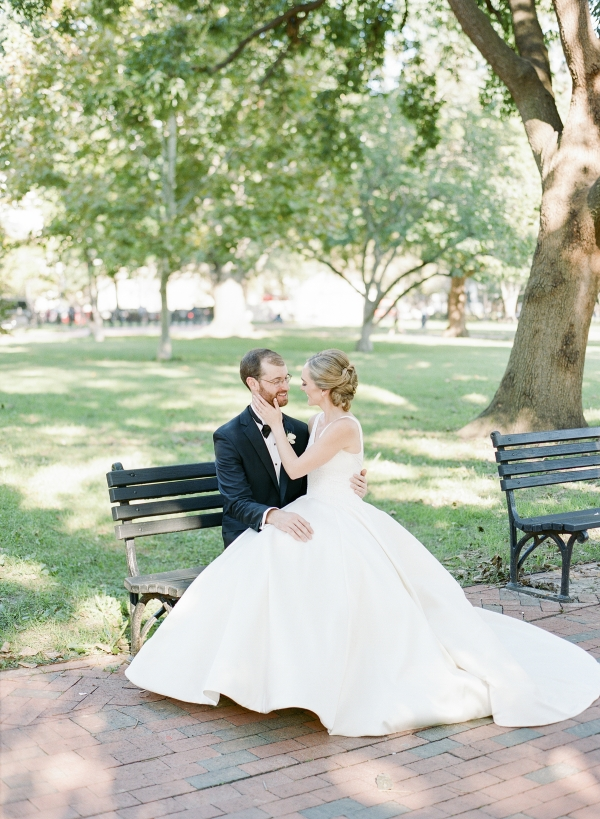 Classic Museum Wedding in DC Lisa Blume31