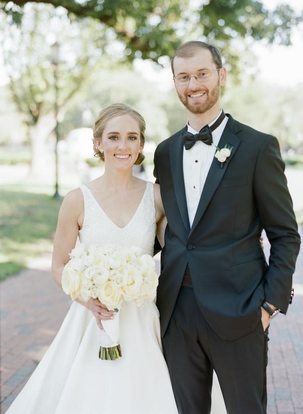 Classic Museum Wedding in DC Lisa Blume37