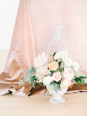 Elegant Bridal Session Inspired by Frida Kahlo Heirloom Rose Photography12