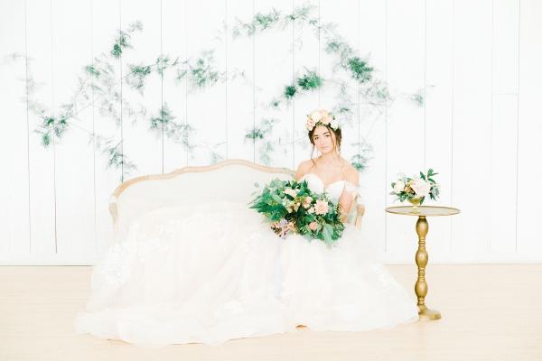 Elegant Bridal Session Inspired by Frida Kahlo Heirloom Rose Photography21