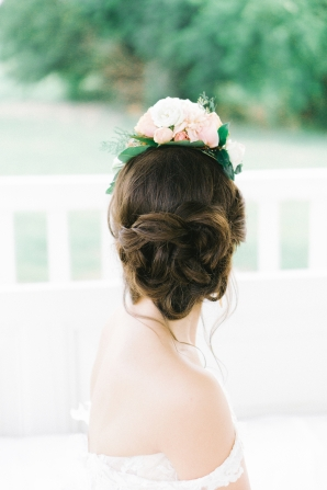 Elegant Bridal Session Inspired by Frida Kahlo Heirloom Rose Photography24