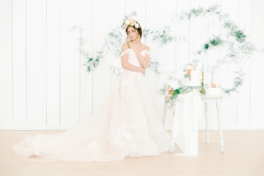 Elegant Bridal Session Inspired by Frida Kahlo Heirloom Rose Photography34