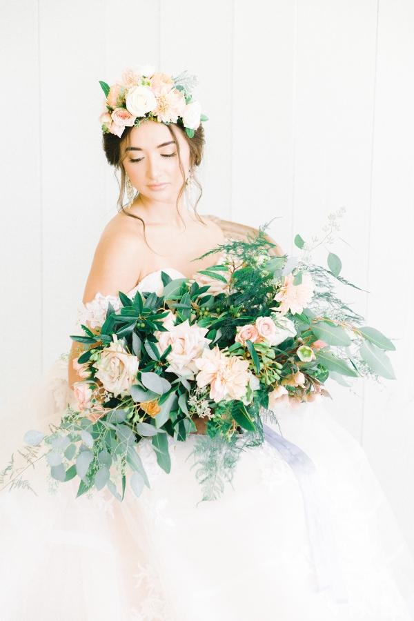Large Wedding Bouquets