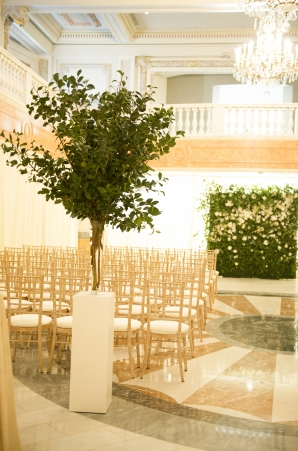 Trees at Wedding Ceremonies