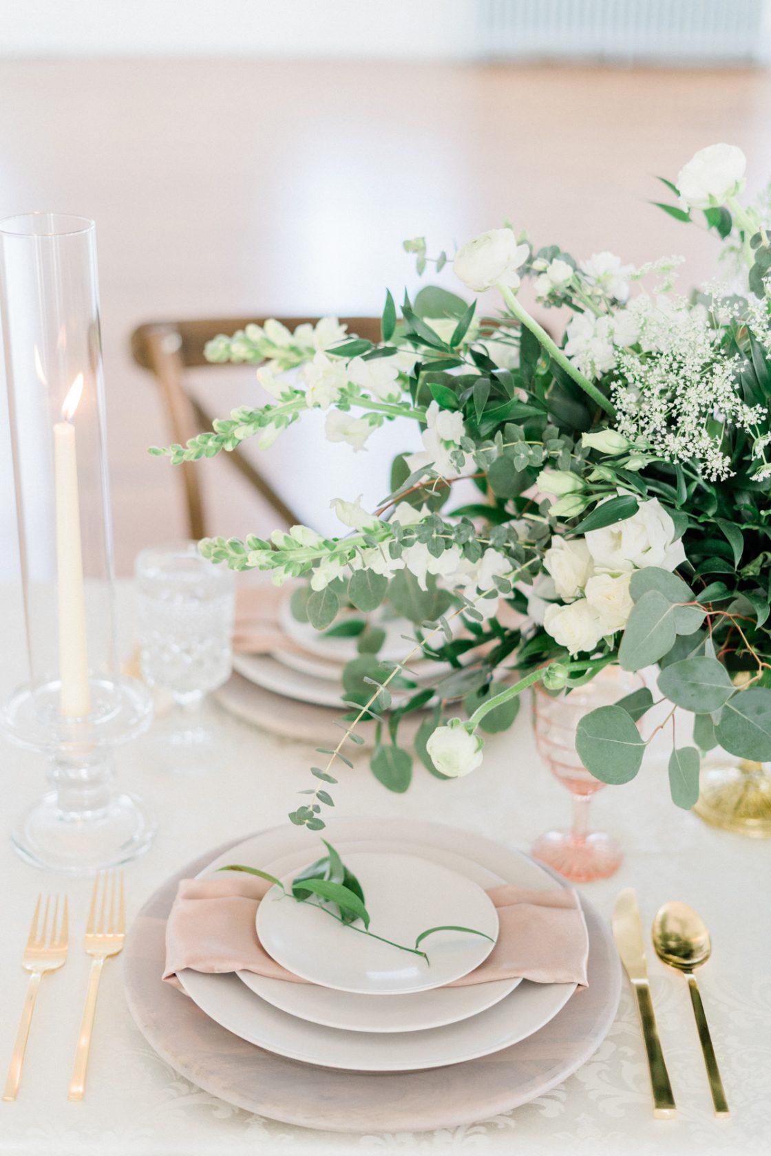 Classic Soft White Wedding Inspiration Flora Bloom Photography12