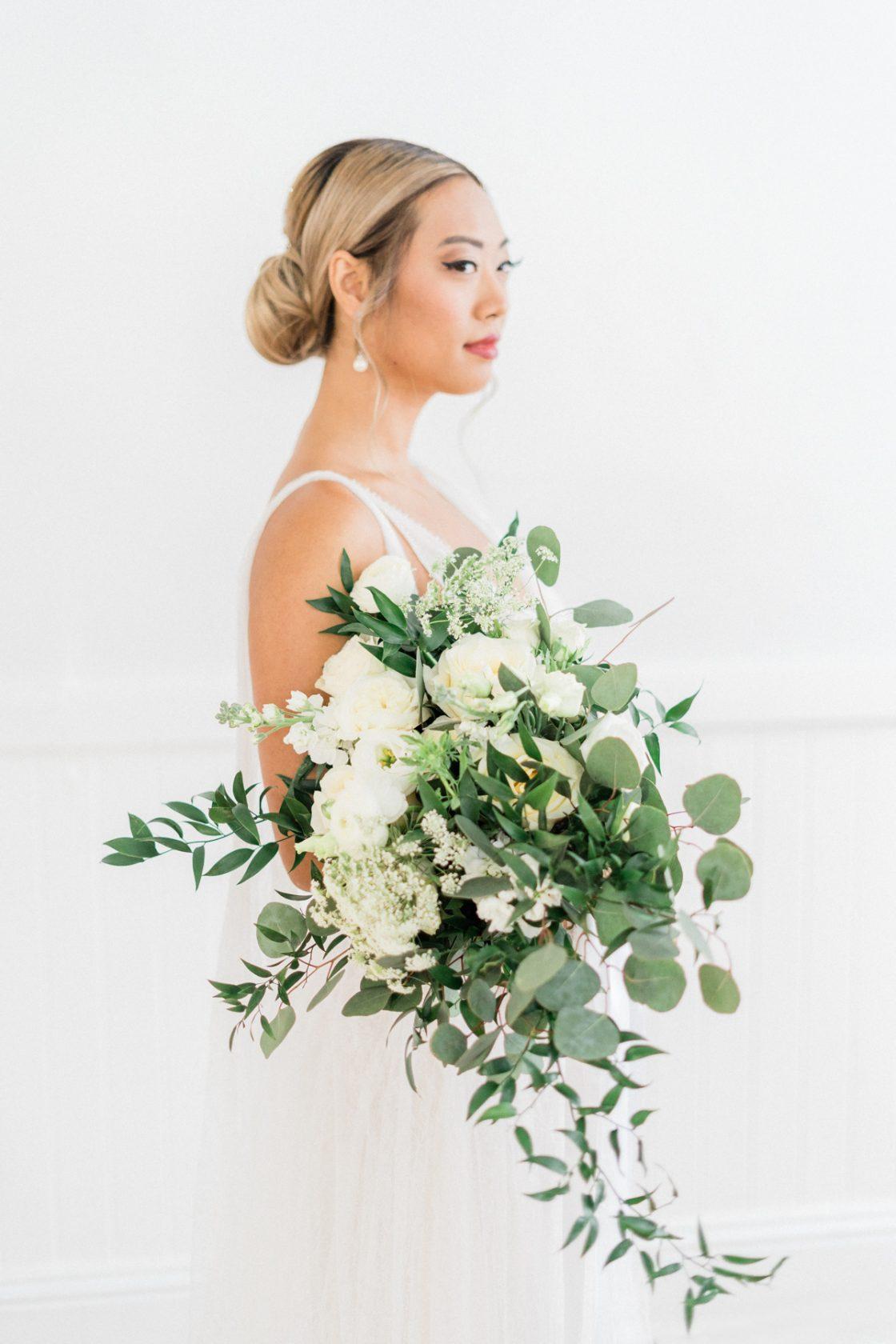 Classic Soft White Wedding Inspiration Flora Bloom Photography18