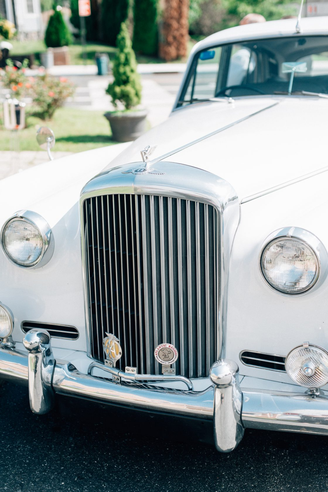 Elegant New Jersey Wedding with Greenery 36