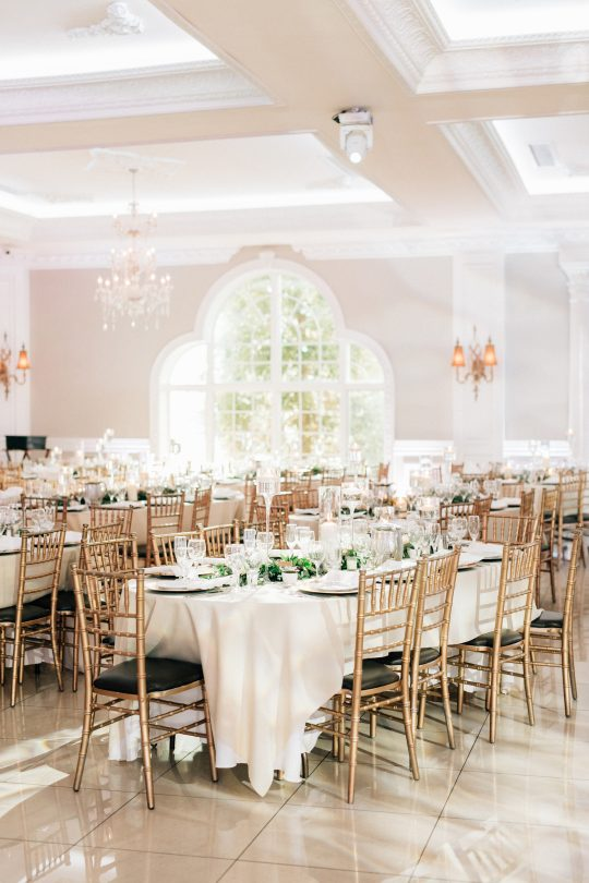 Elegant New Jersey Wedding with Greenery 43
