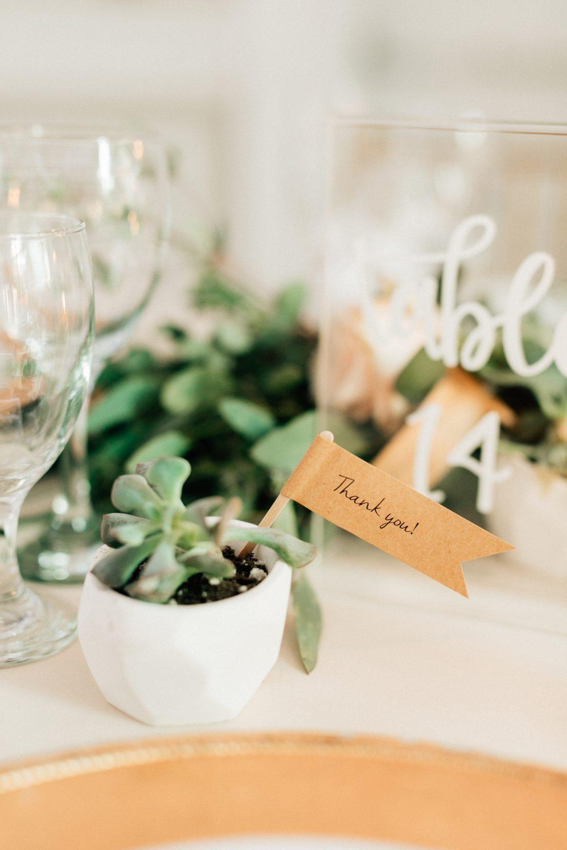 Elegant New Jersey Wedding with Greenery 48