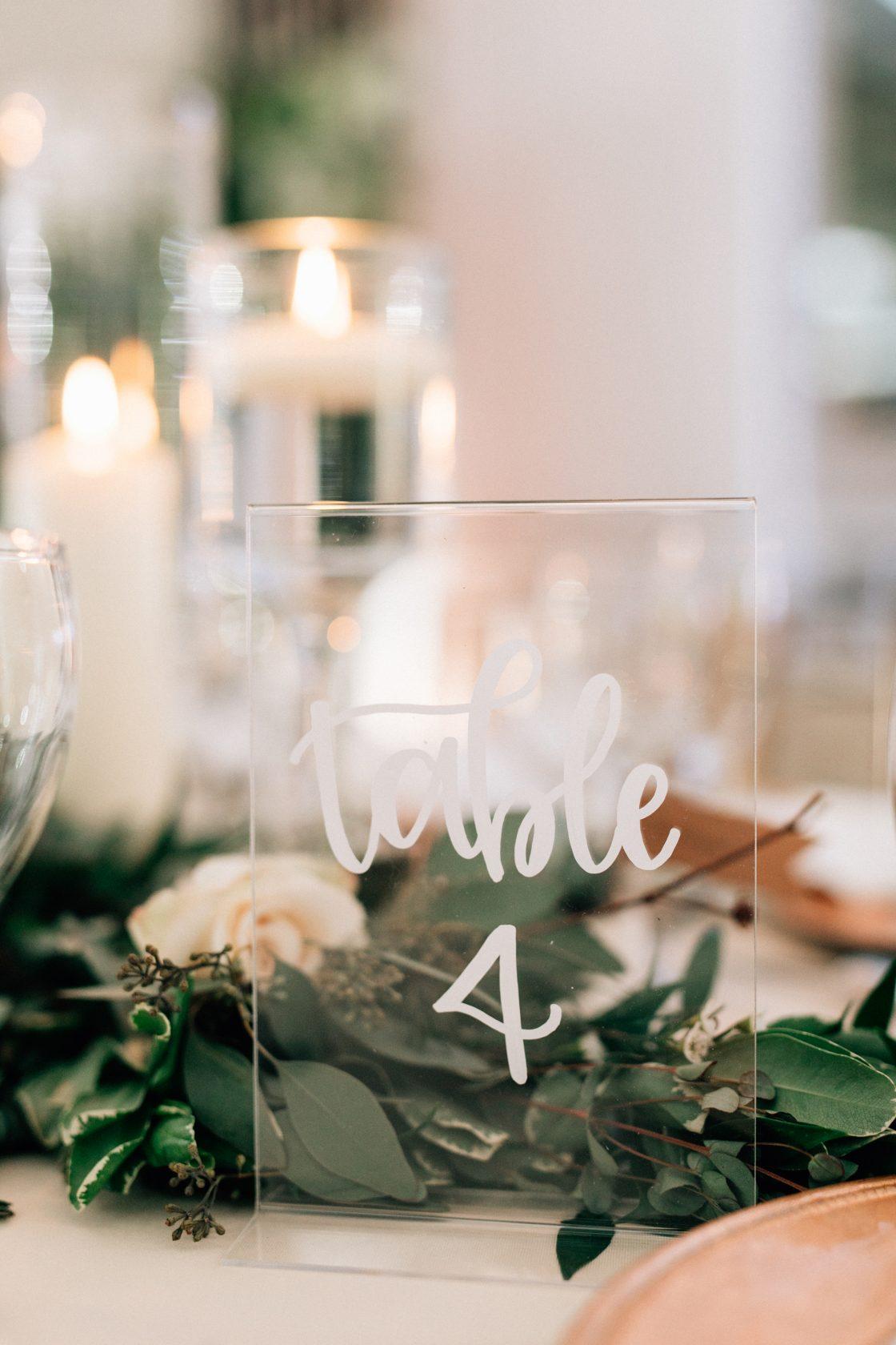 Elegant New Jersey Wedding with Greenery 49