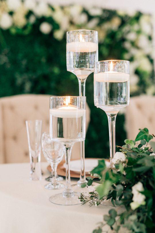 Elegant New Jersey Wedding with Greenery 52