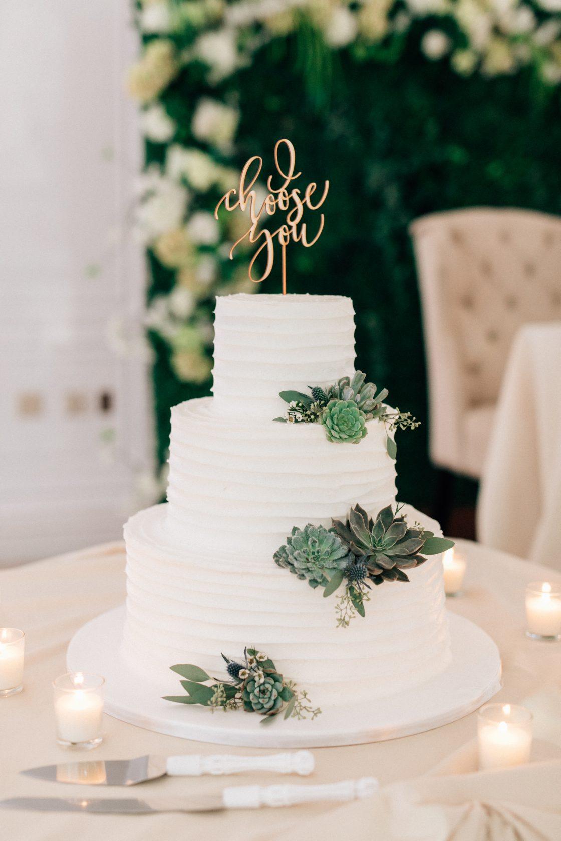 Elegant New Jersey Wedding with Greenery 54