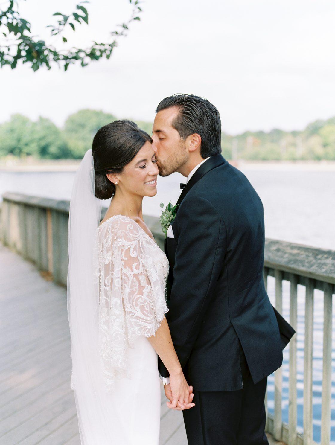Elegant New Jersey Wedding with Greenery 81
