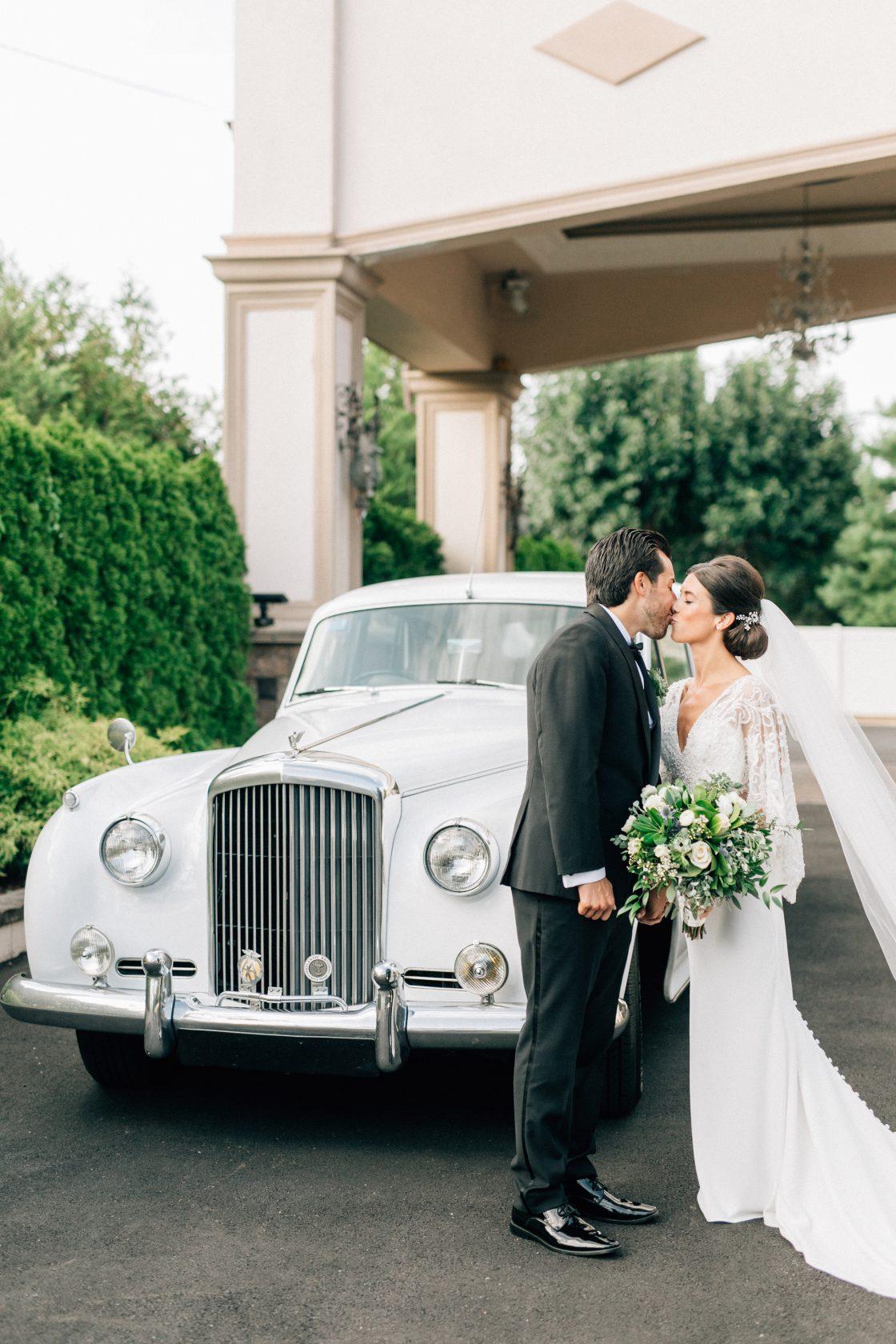 Elegant New Jersey Wedding with Greenery 84