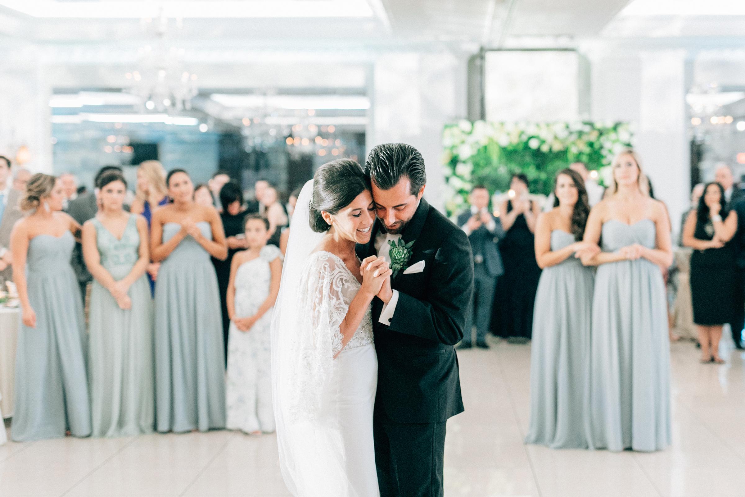 Elegant New Jersey Wedding with Greenery 90