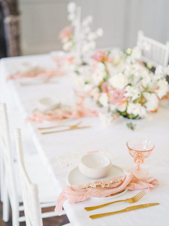 Elegant Whimsical French Chateau Wedding Inspiration Romain Vaucher 13
