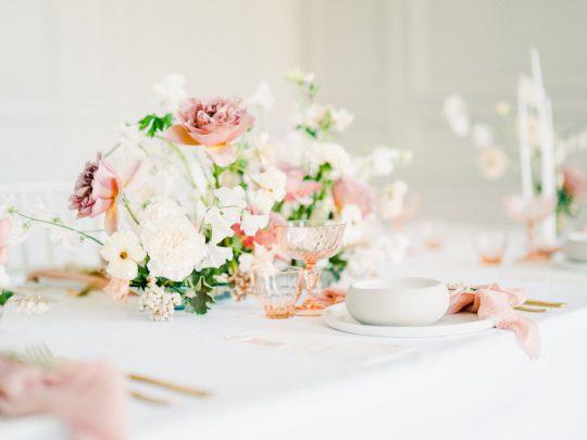 Elegant Whimsical French Chateau Wedding Inspiration Romain Vaucher 18