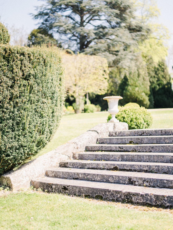 Elegant Whimsical French Chateau Wedding Inspiration Romain Vaucher 22