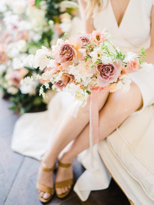 Elegant Whimsical French Chateau Wedding Inspiration Romain Vaucher 36
