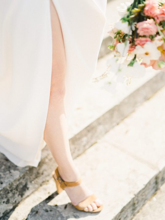 Elegant Whimsical French Chateau Wedding Inspiration Romain Vaucher 41