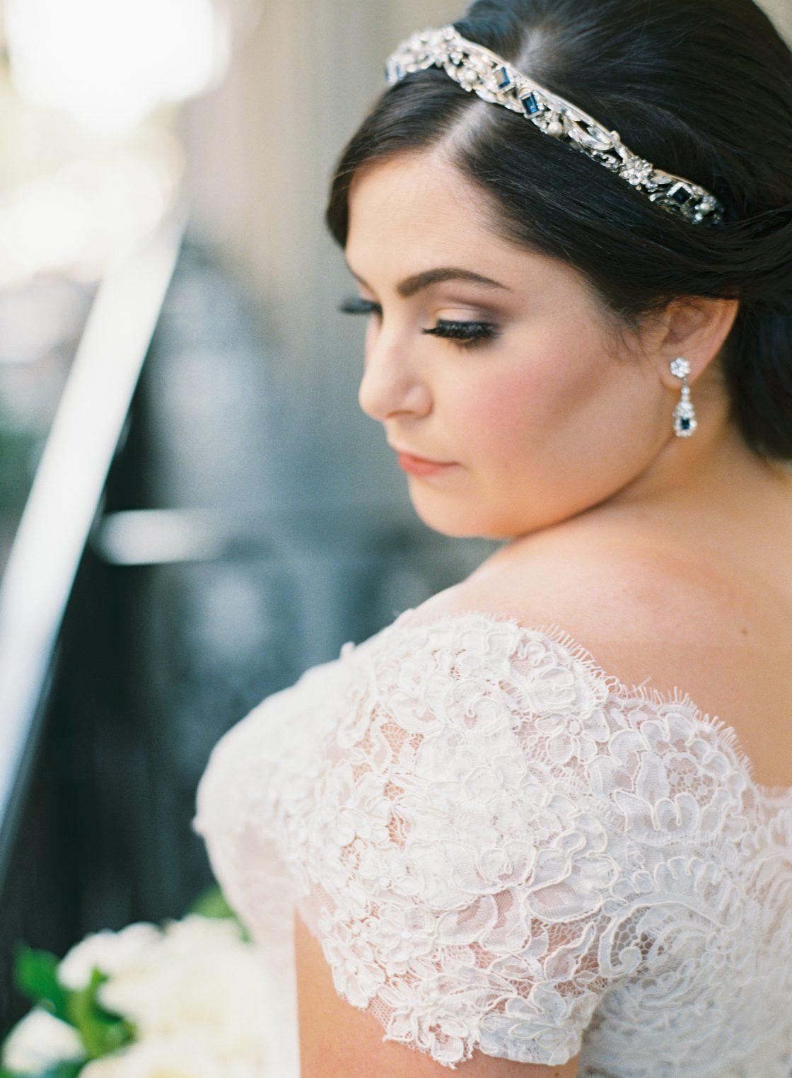 Bride in Ines Di Santo