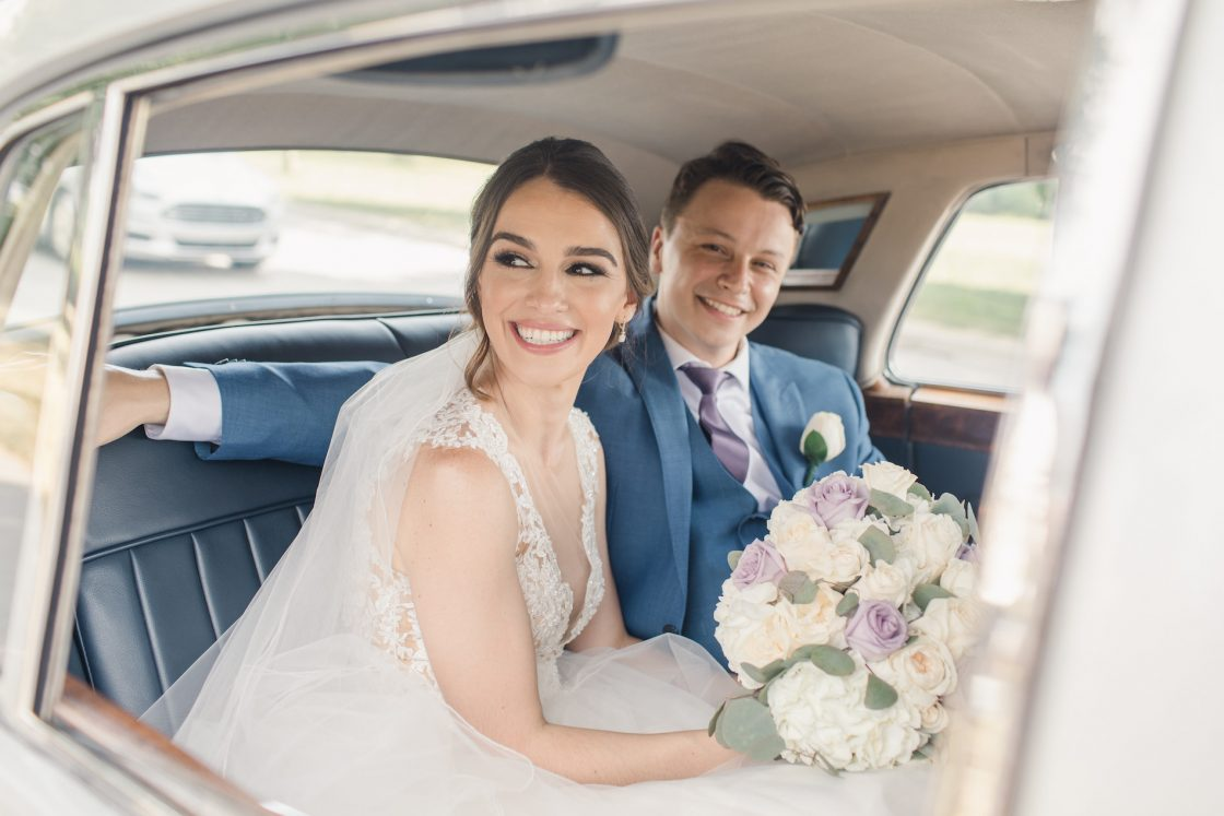 Charming Blush and Lavender Detroit Wedding Stephanie Kaslly Photography24