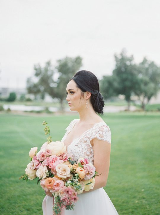 Colorful Summer Wedding Inspiration in Las Vegas Lianna Marie Photography05