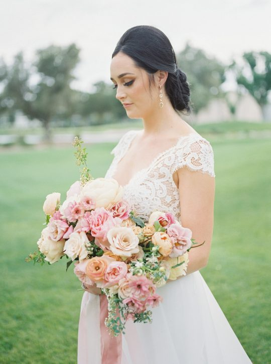 Colorful Summer Wedding Inspiration in Las Vegas Lianna Marie Photography08
