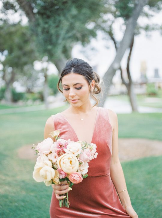 Colorful Summer Wedding Inspiration in Las Vegas Lianna Marie Photography20