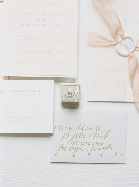 Colorful Summer Wedding Inspiration in Las Vegas Lianna Marie Photography28