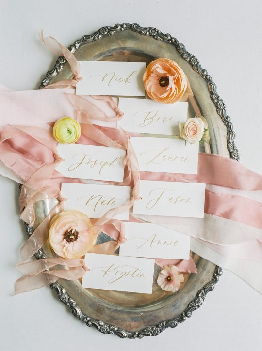 Colorful Summer Wedding Inspiration in Las Vegas Lianna Marie Photography34
