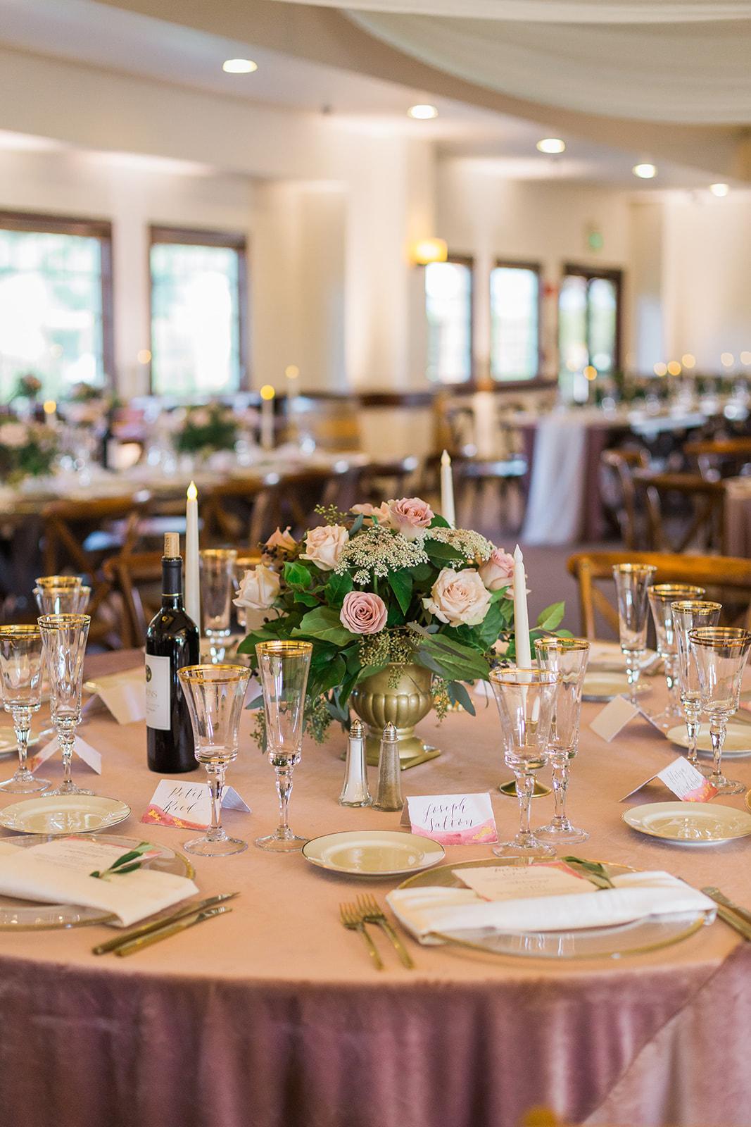 Elegant California Wine Country Wedding Ashley Bee Photography31
