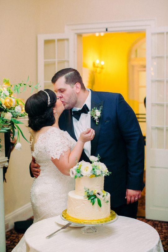 Elegant New Orleans Wedding 11