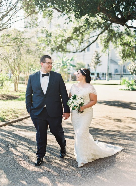 Elegant New Orleans Wedding 3