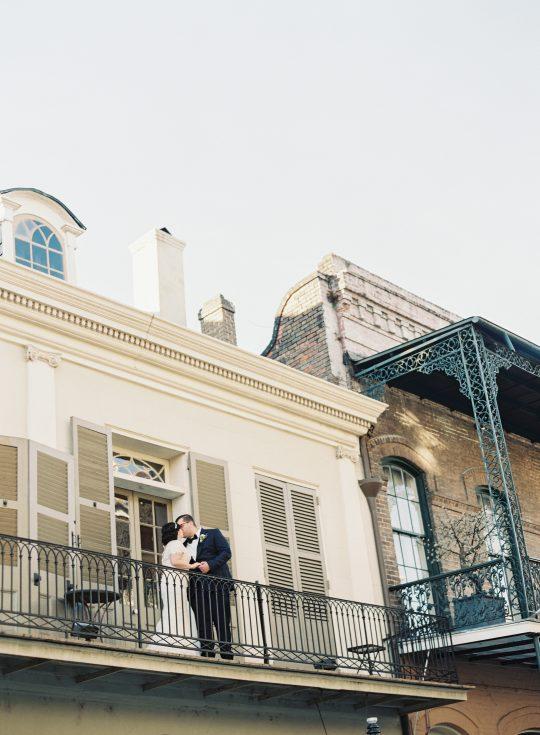 Elegant New Orleans Wedding 4