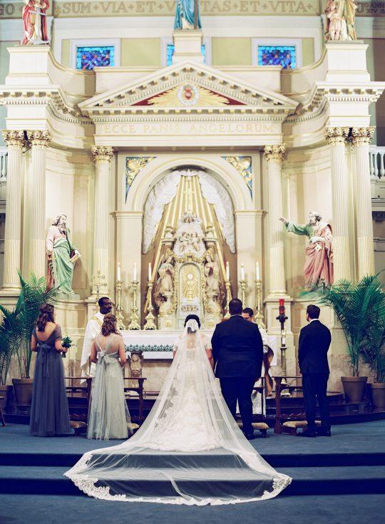 Elegant New Orleans Wedding 5