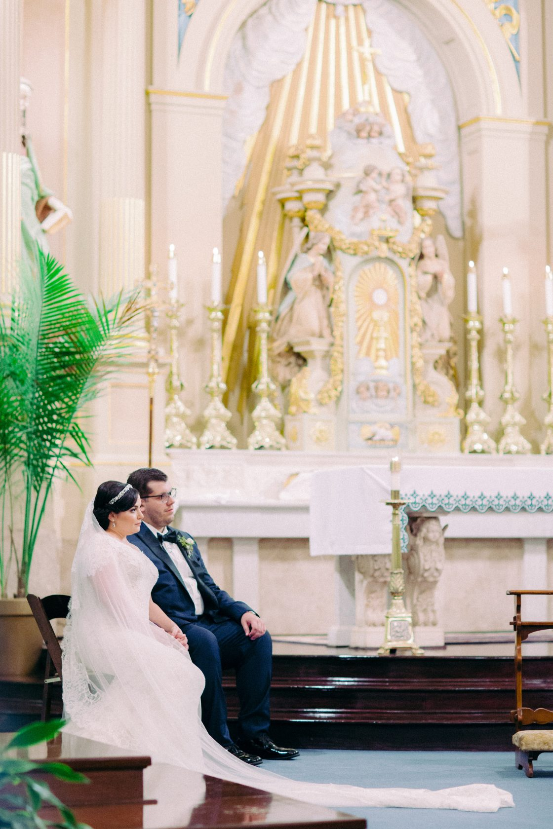 Elegant New Orleans Wedding 6