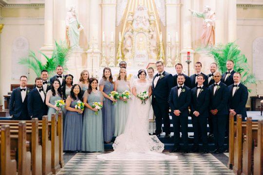 Elegant New Orleans Wedding 9