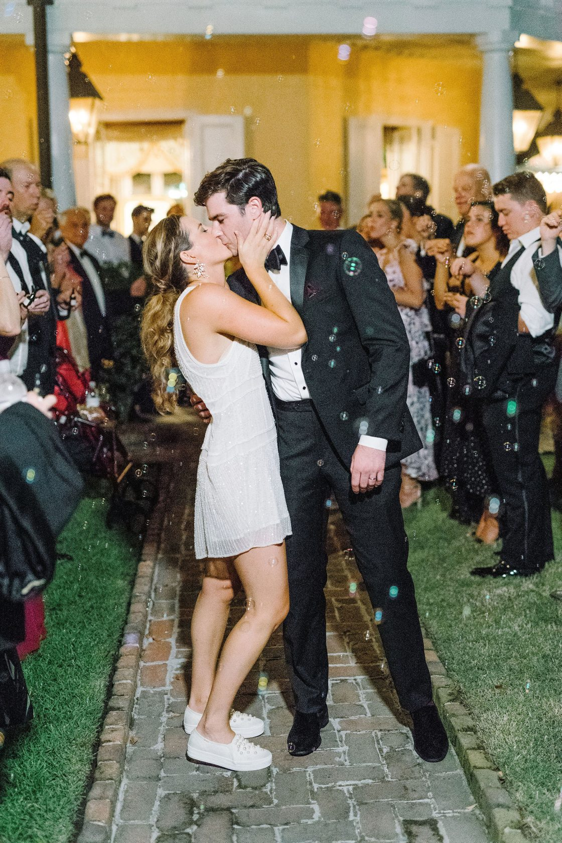 Ethereal Fall Wedding in Charleston Aaron and Jillian Photography67