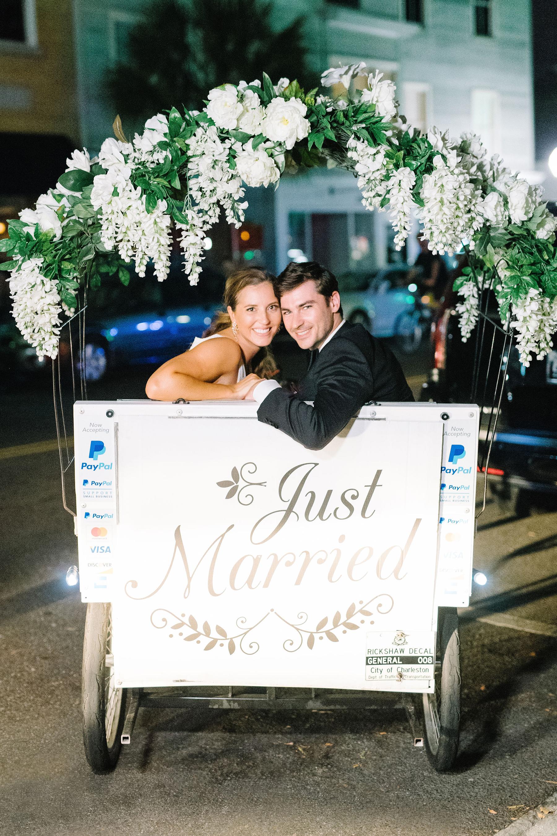Ethereal Fall Wedding in Charleston Aaron and Jillian Photography68