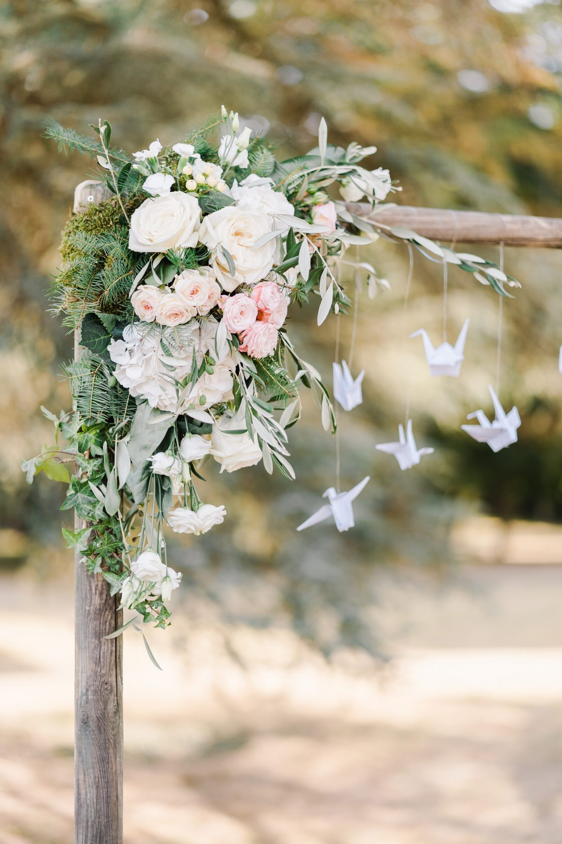 French Chateau Wedding Inspired by Nature Romain Vaucher11