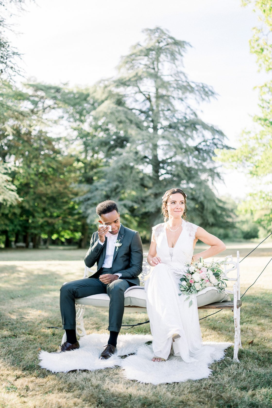French Chateau Wedding Inspired by Nature Romain Vaucher12