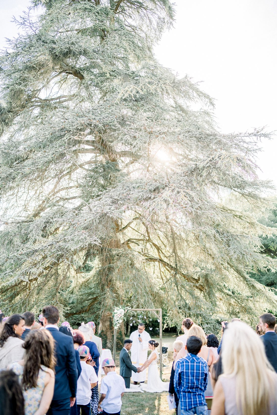 French Chateau Wedding Inspired by Nature Romain Vaucher18