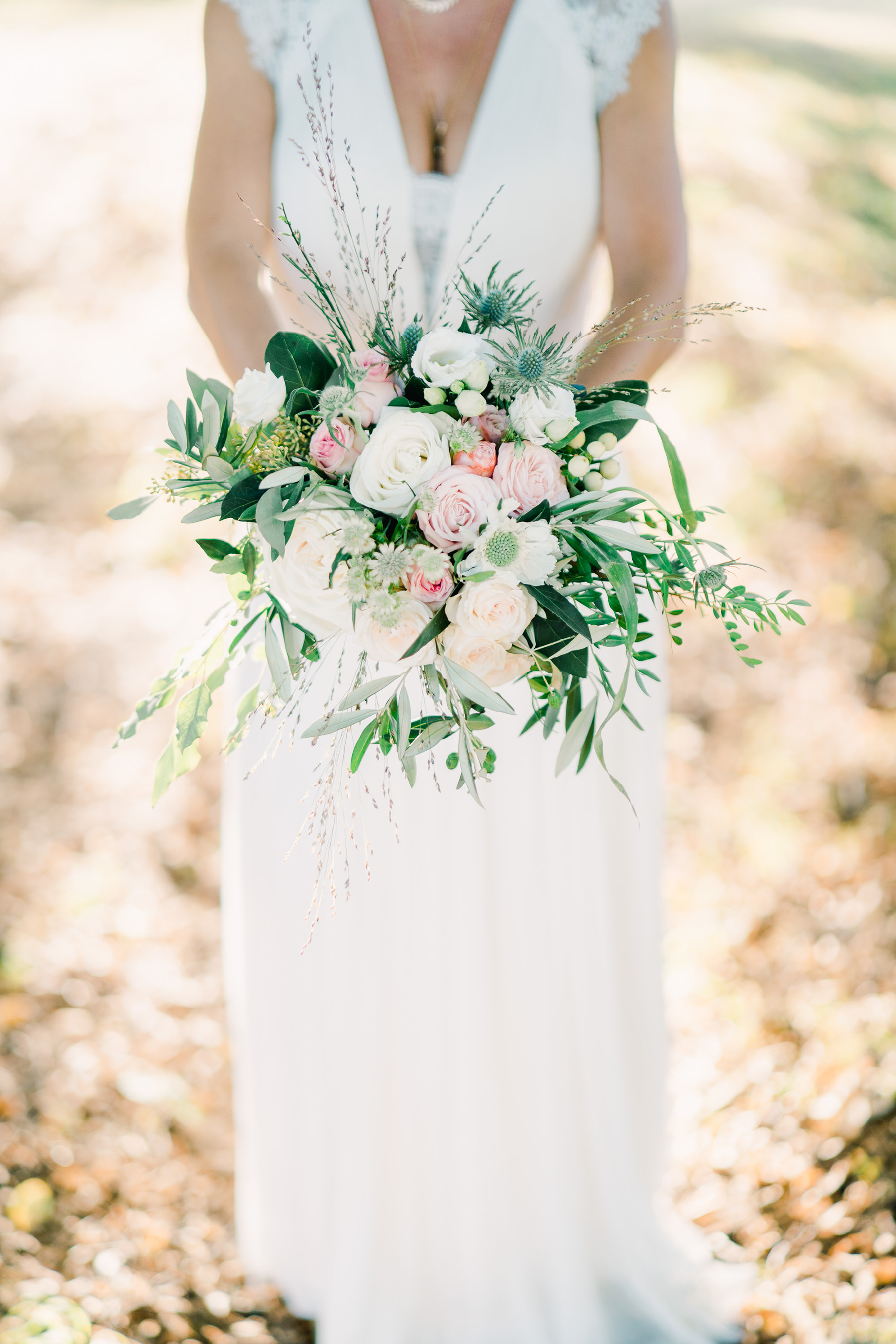 French Chateau Wedding Inspired by Nature Romain Vaucher19