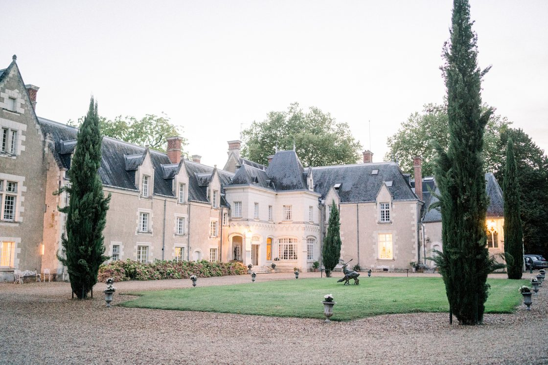 French Chateau Wedding Inspired by Nature Romain Vaucher28